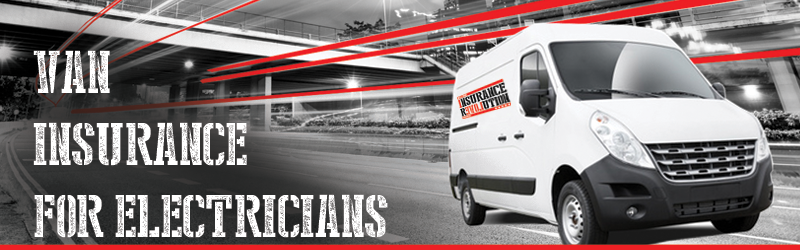 Van Insurance for Electricians