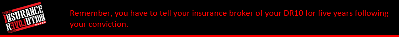 Insurance For DR10 Drivers